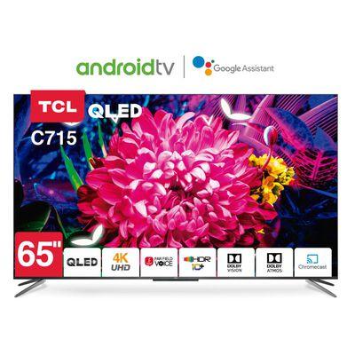 "Led Tcl C715 / 65 "" / Ultra Hd / 4k / Smart Tv"