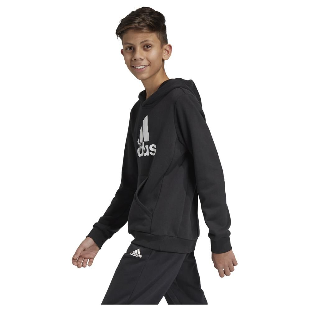 Sudadera Con Capucha Hombre Adidas Must Haves Badge Of Sport image number 5.0