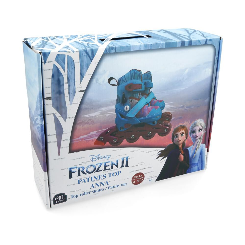 Patines Frozen 2 Top Anna image number 2.0