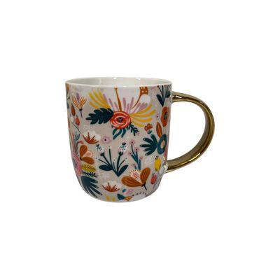 Mug Belle Noite Rose Flower