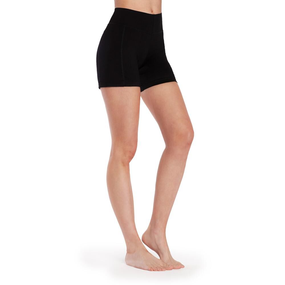 Calza Sport Shortie Mujer Monarch image number 2.0