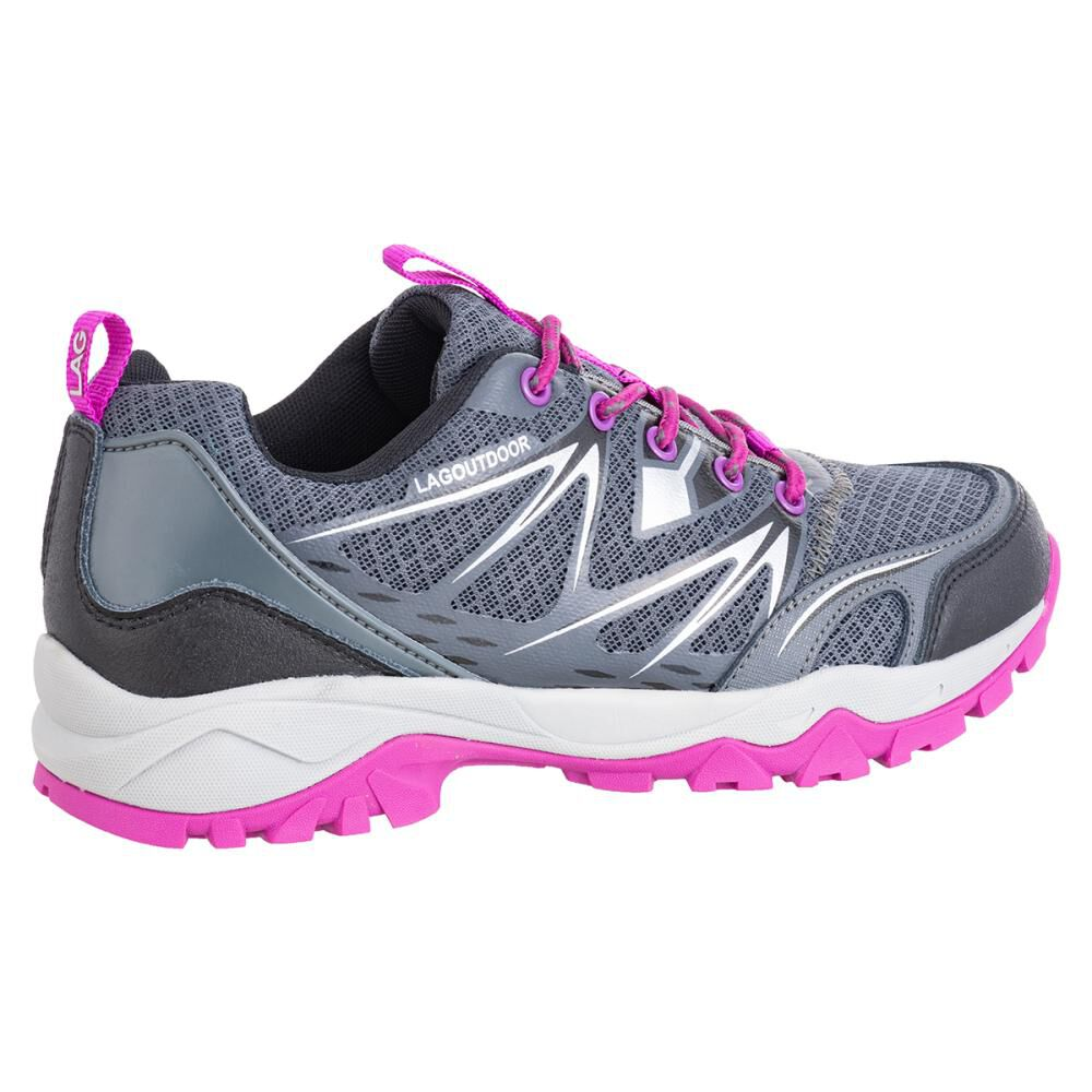 Zapatilla Outdoor Mujer Lag image number 2.0