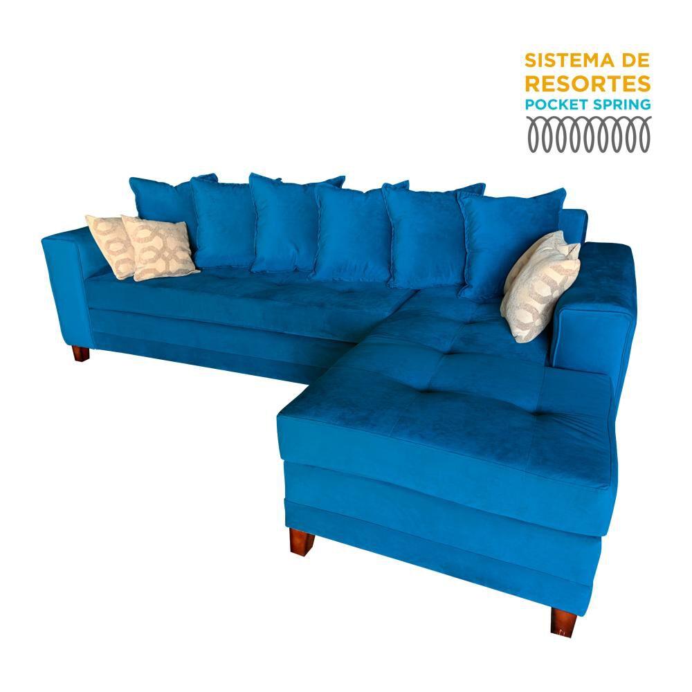 Sofá Seccional Living Factory Venecia / 5 Cuerpos image number 0.0
