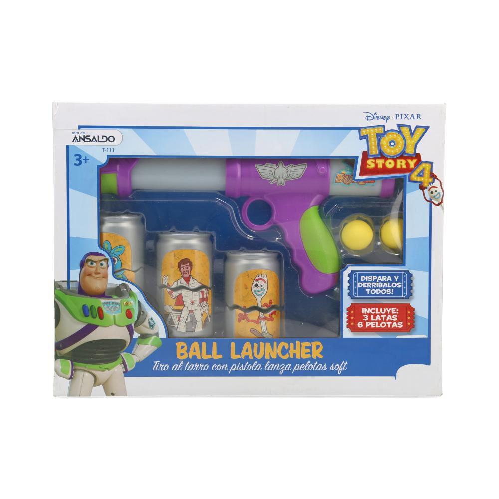 Tiro Al Blanco Con Pistola Toy Story image number 0.0
