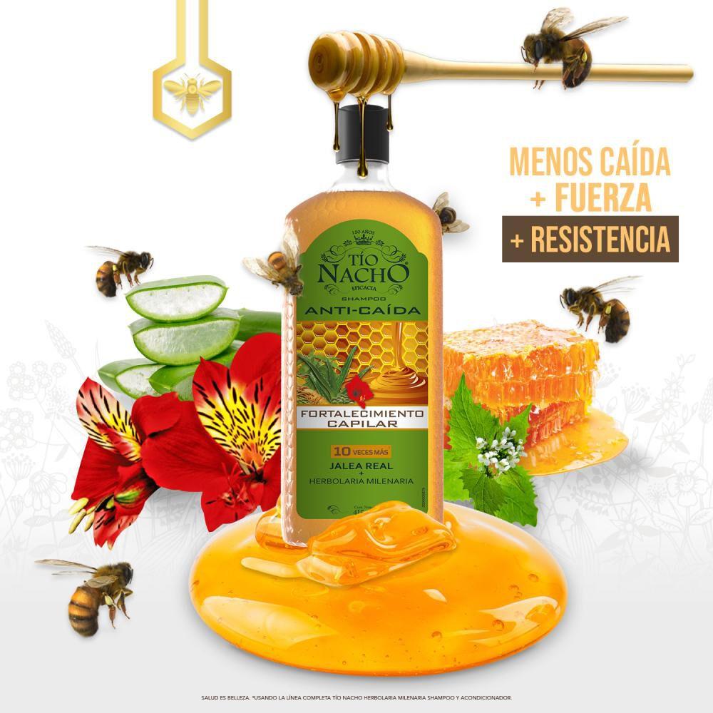 Pack Shampoo + Acondicionador Tío Nacho Herbolaria image number 1.0