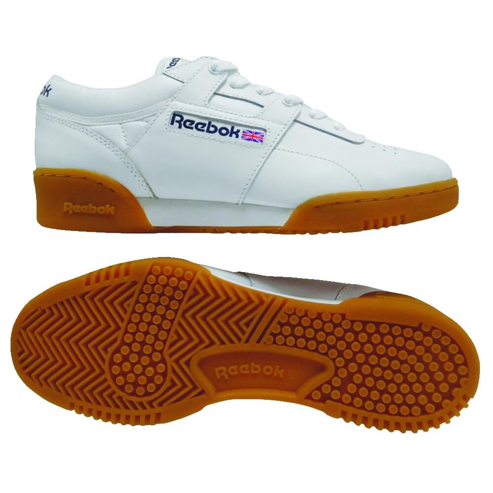 Zapatilla Urbana Hombre Reebok Workout Low image number 4.0