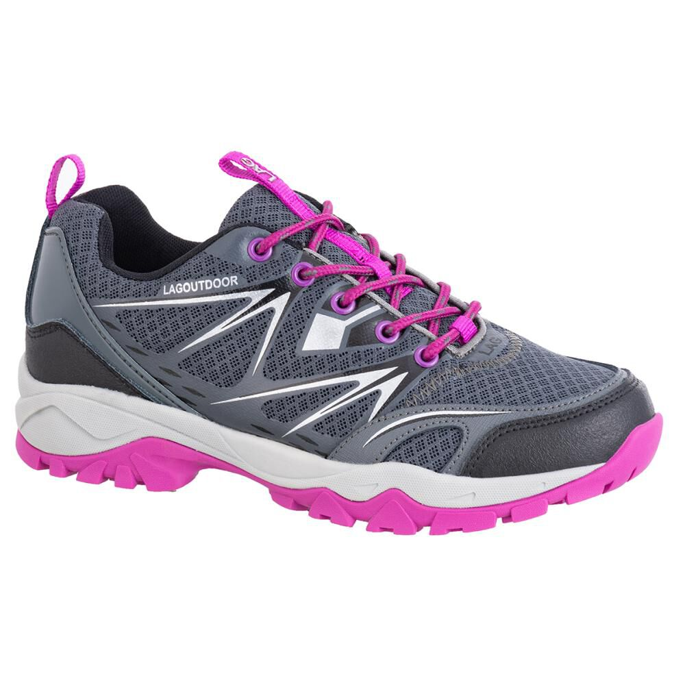 Zapatilla Outdoor Mujer Lag image number 0.0