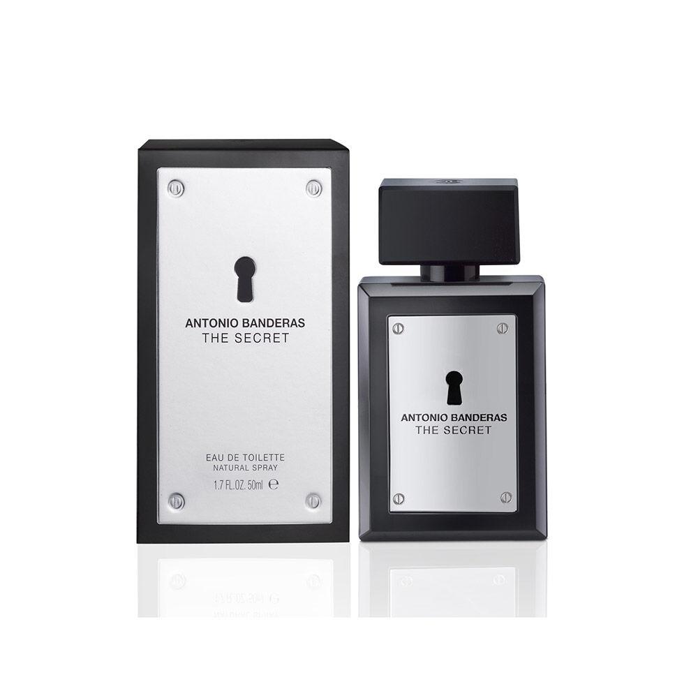 Perfume Antonio Banderas The Secret / 50Ml image number 0.0