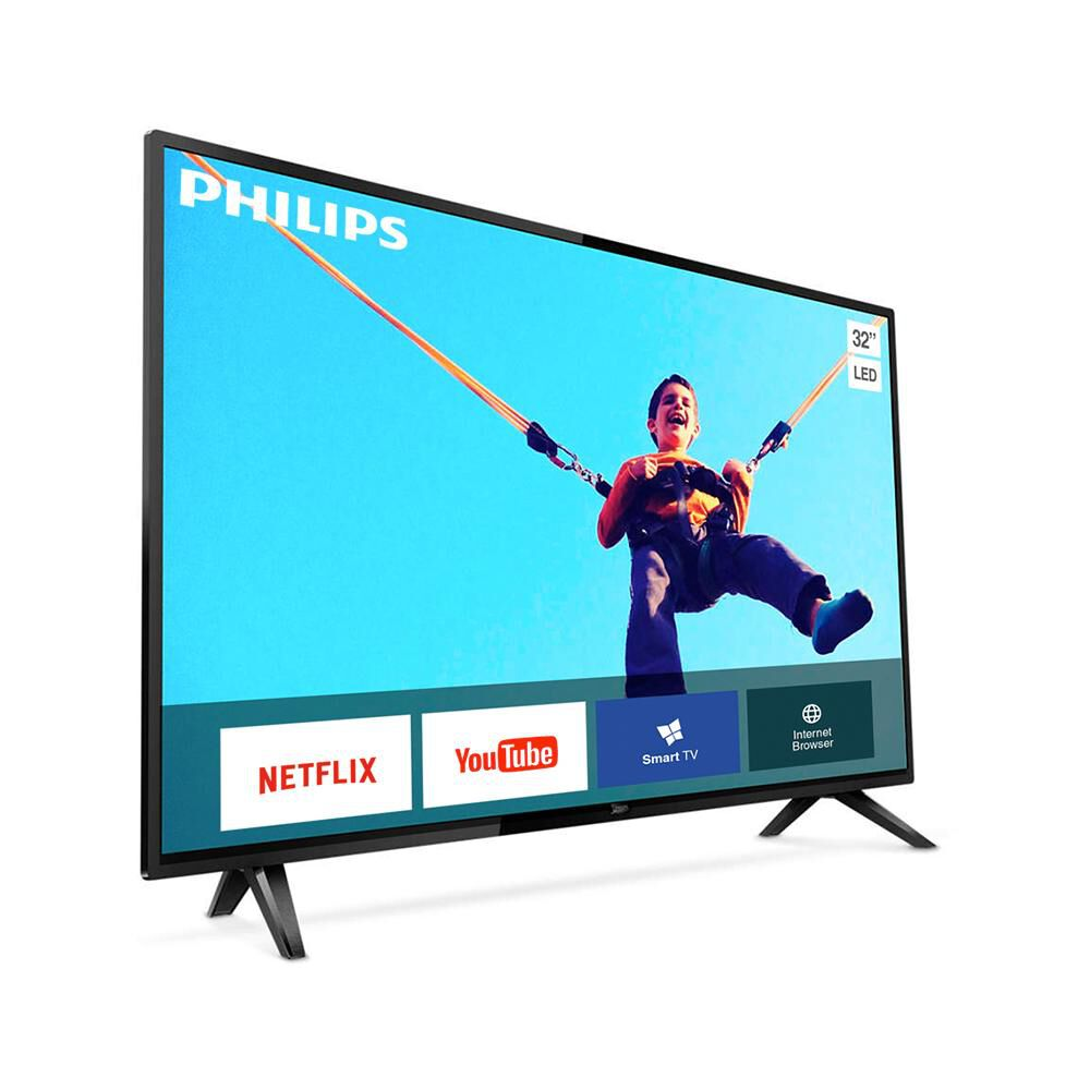"""Led Philips PHD5813 / 32"""" / Hd / Smart Tv image number 1.0"""