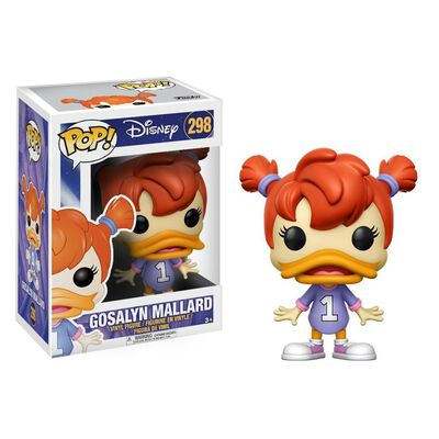 Figura De Acción Funko Pop Disney Darkwing Duck / Gosalyn Mallard