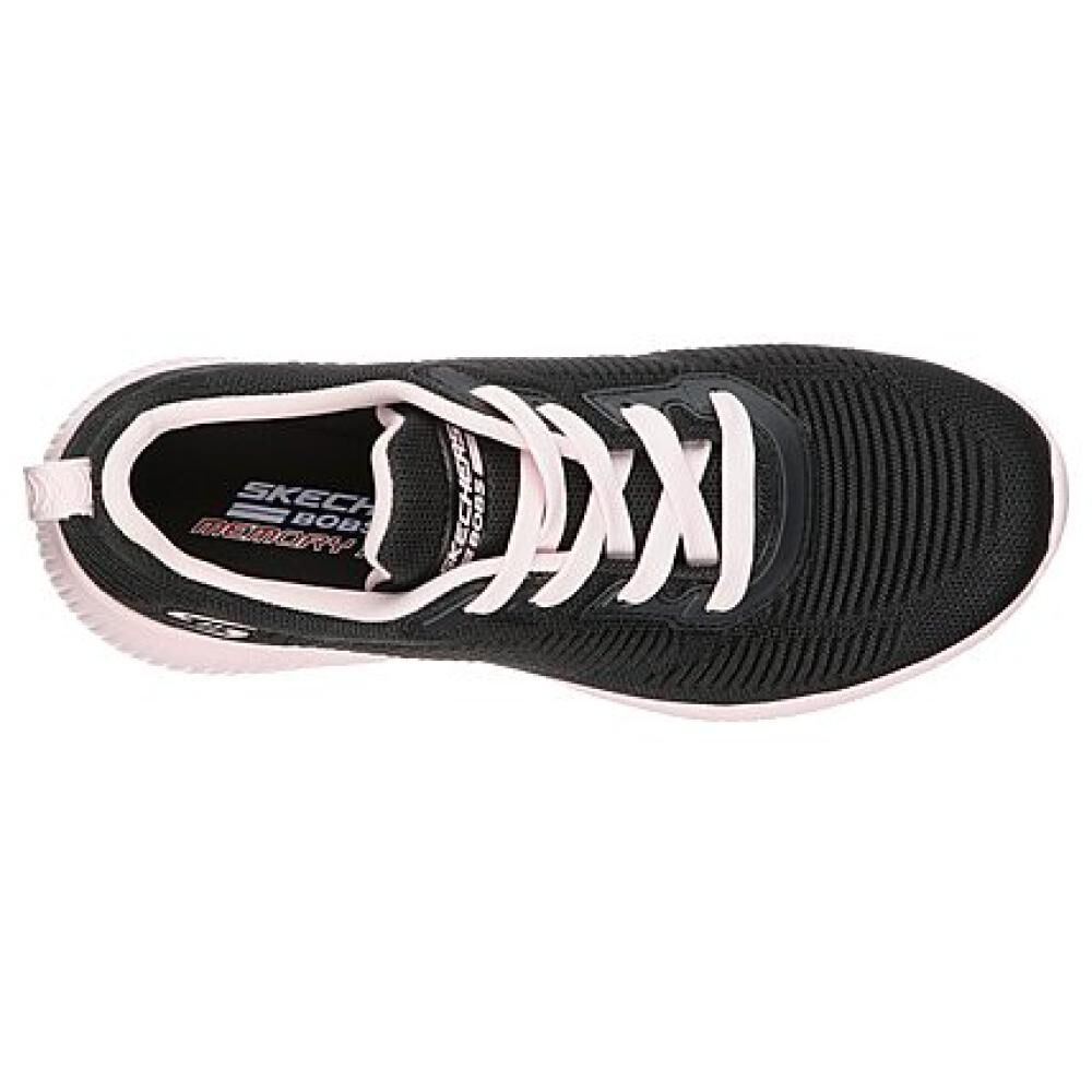 Zapatilla Urbana Mujer Skechers Bobs Squad- Summer Haze image number 4.0