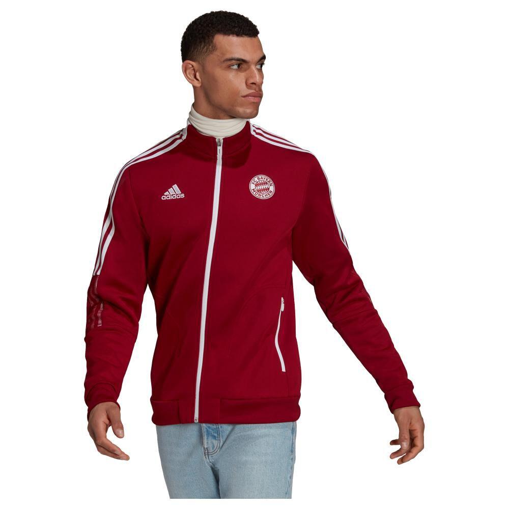 Chaqueta Deportiva Hombre Adidas Fc Bayern Anthem image number 0.0