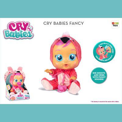 Muñeca Cry Babies Cry Babies Fancy