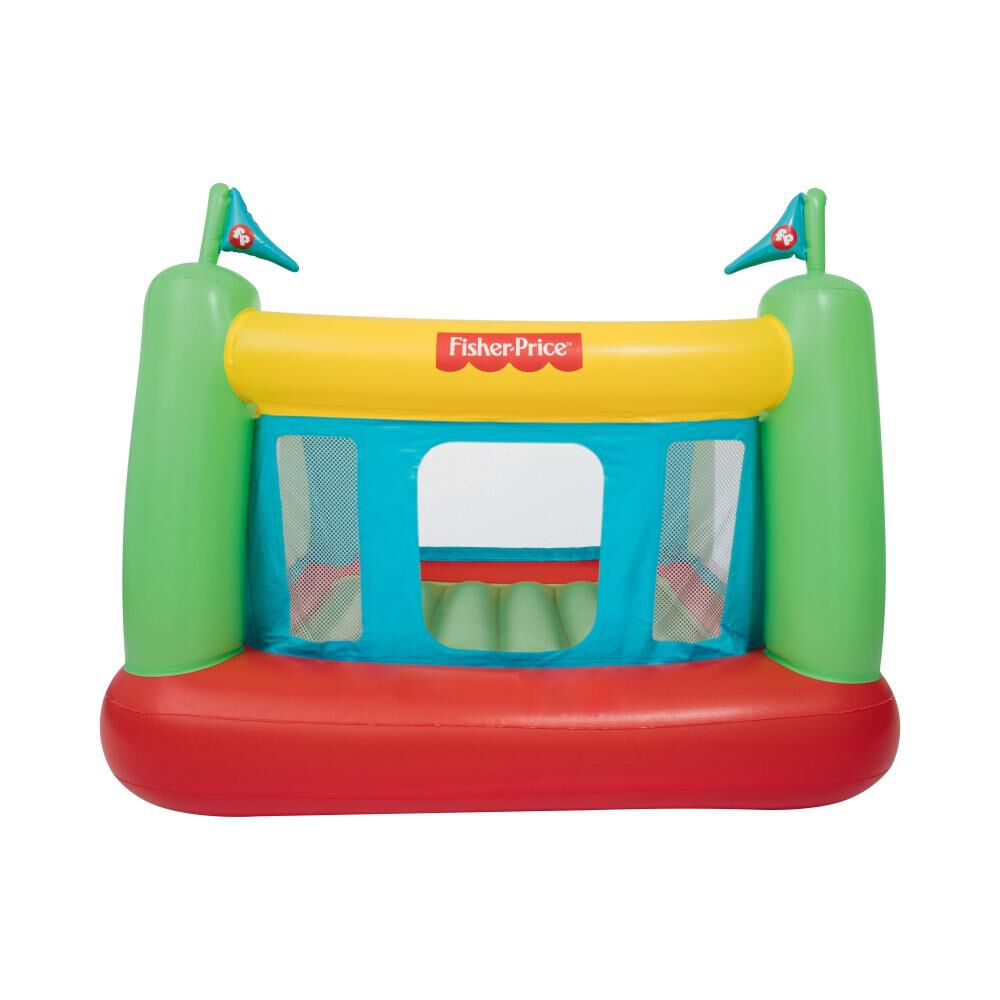 Castillo Inflable Eléctrico Fisher Price Bouncesational image number 7.0