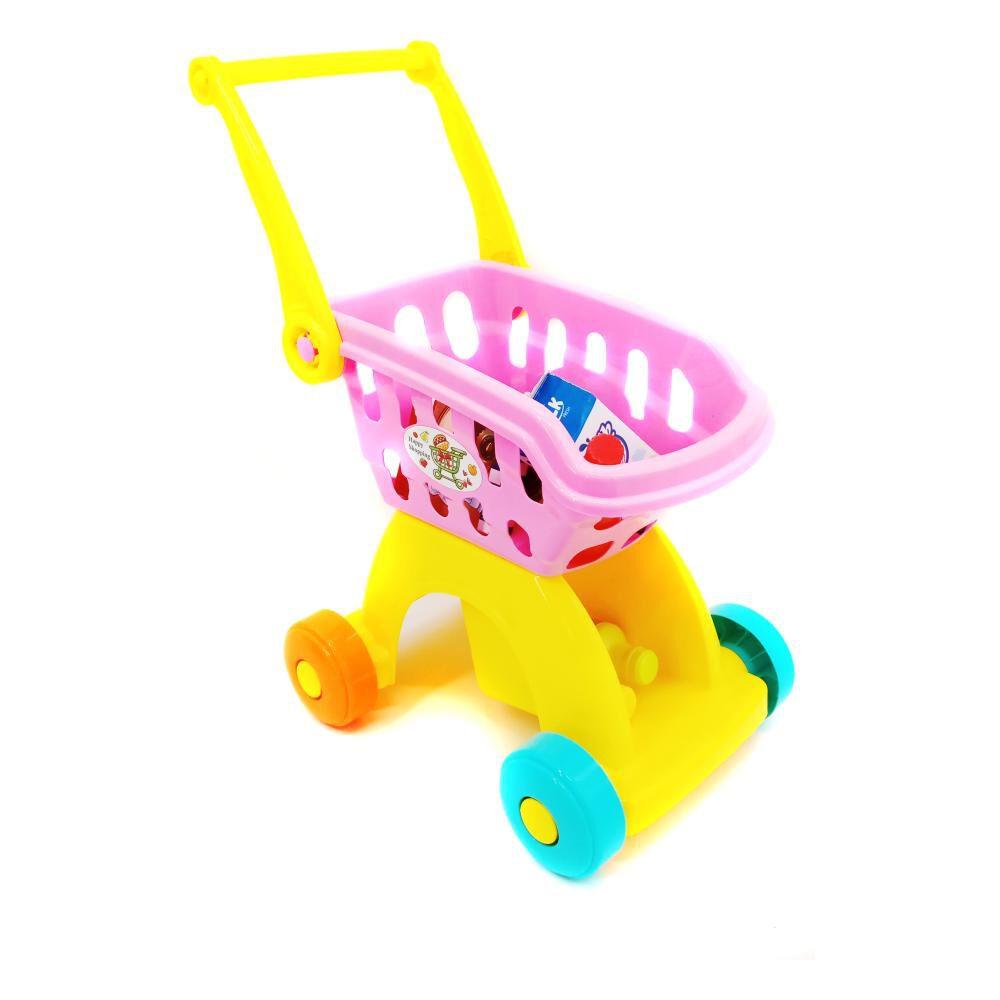 Carro De Supermercado Shopping Cart Play Set image number 0.0