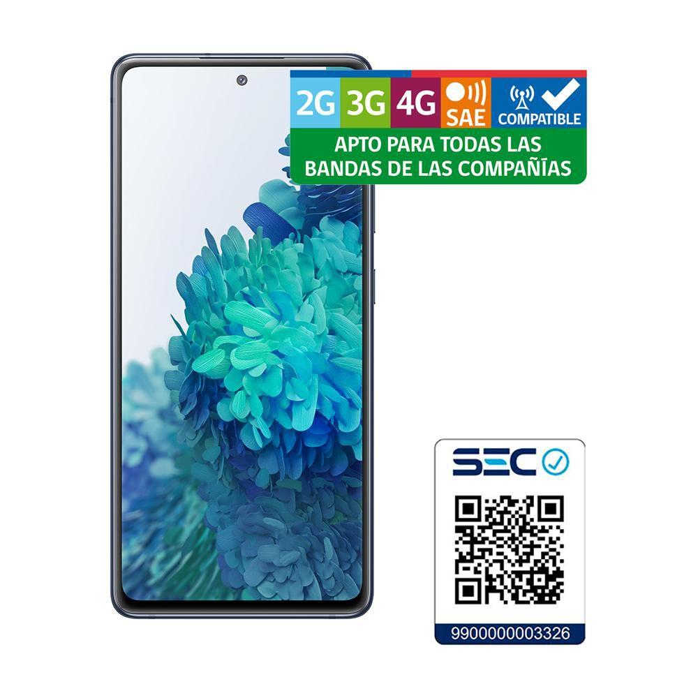 Smartphone Samsung S20 Fe Cloud Navy / 128 Gb / Liberado image number 7.0