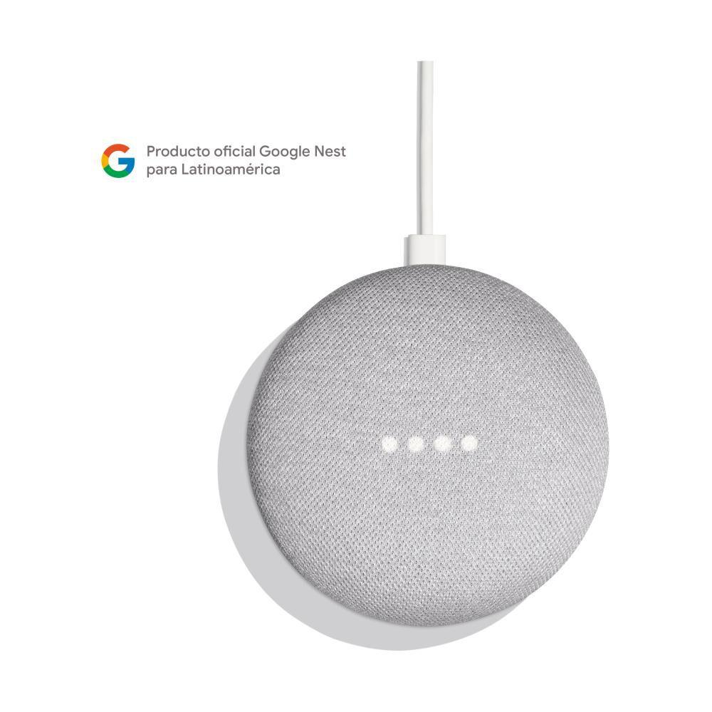 Parlante Bluetooth Google Nest Mini image number 0.0