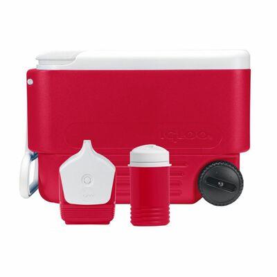 Cooler  Igloo Ig10275  / Cooler: 36l / Lonchera 3l / Cooler Jugo 0.95l