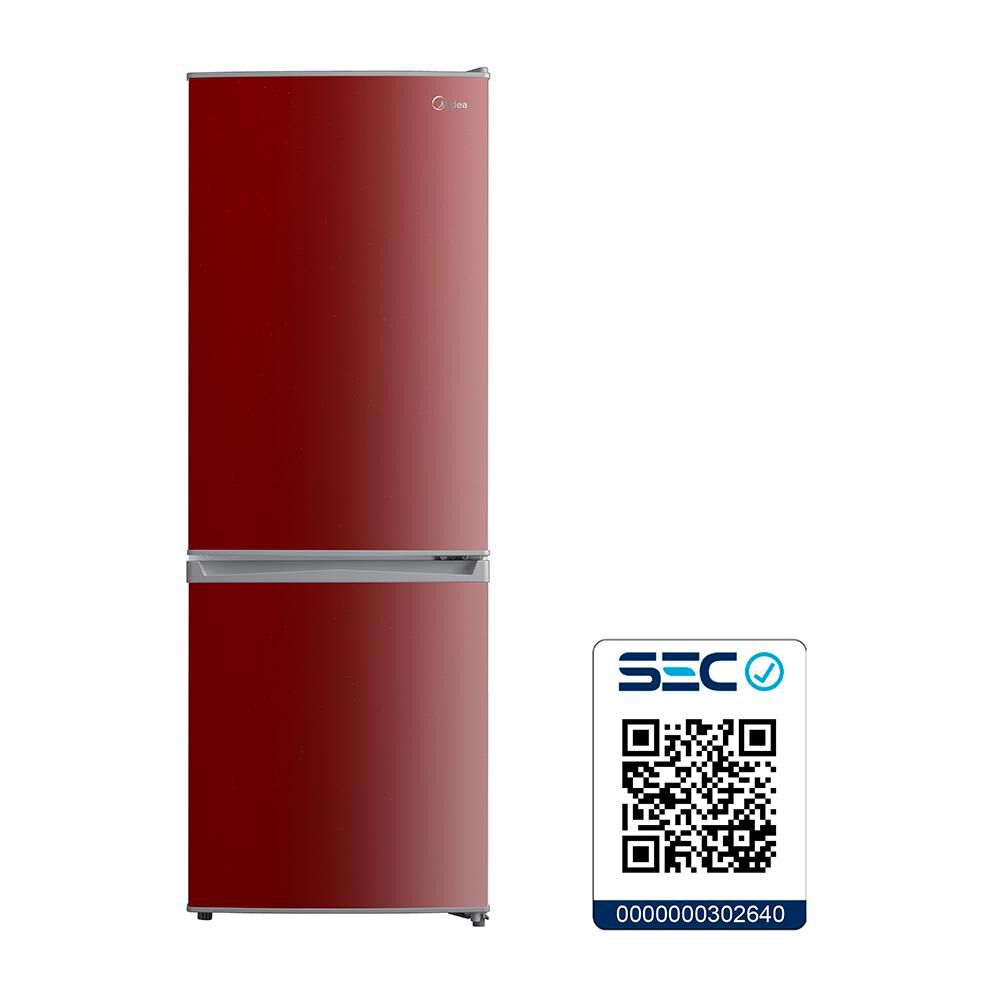 Refrigerador Bottom Freezer Midea Mrfi-1700r234rn / Frío Directo / 167 Litros image number 3.0
