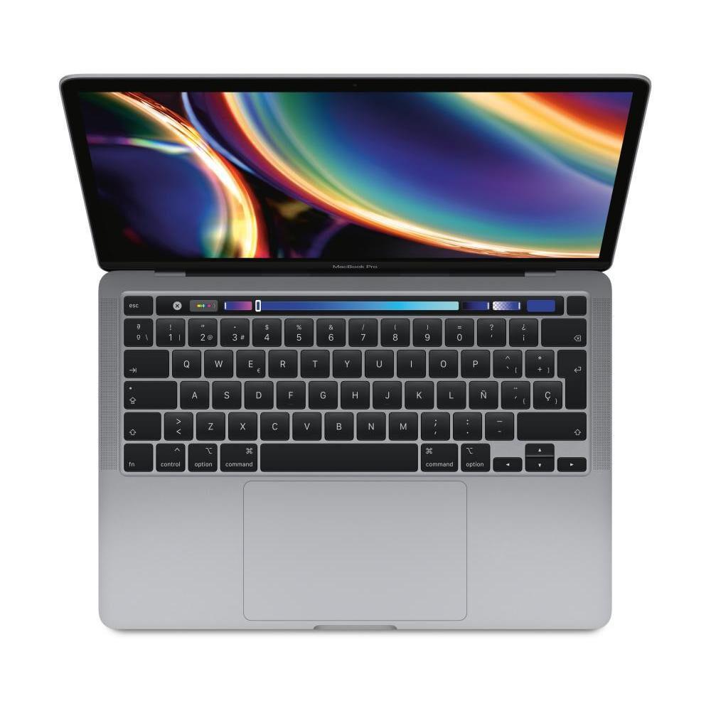 "Macbook Apple Pro Myd82be/a / Plata / Apple M1 / 8 Gb Ram / Chip M1 Apple / 256 Gb Ssd / 13.3 "" image number 1.0"