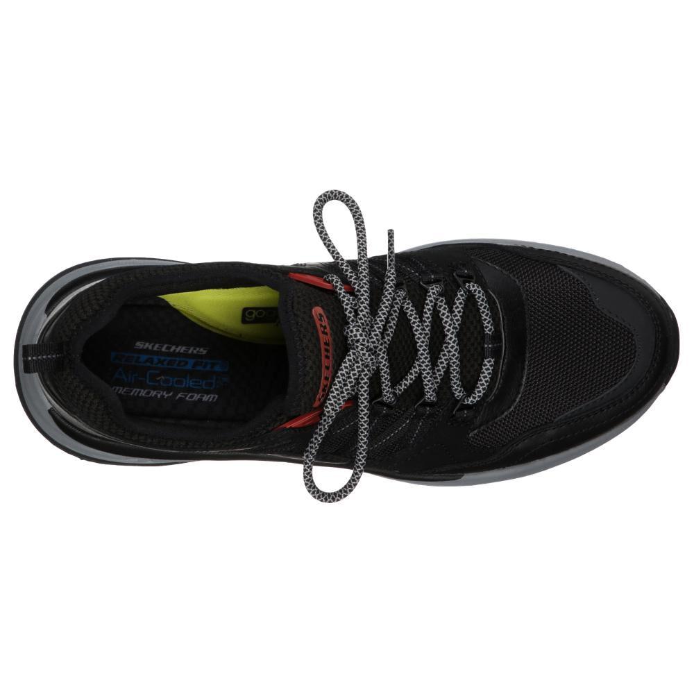 Zapato Casual Hombre Skechers Benago-Flinton image number 4.0