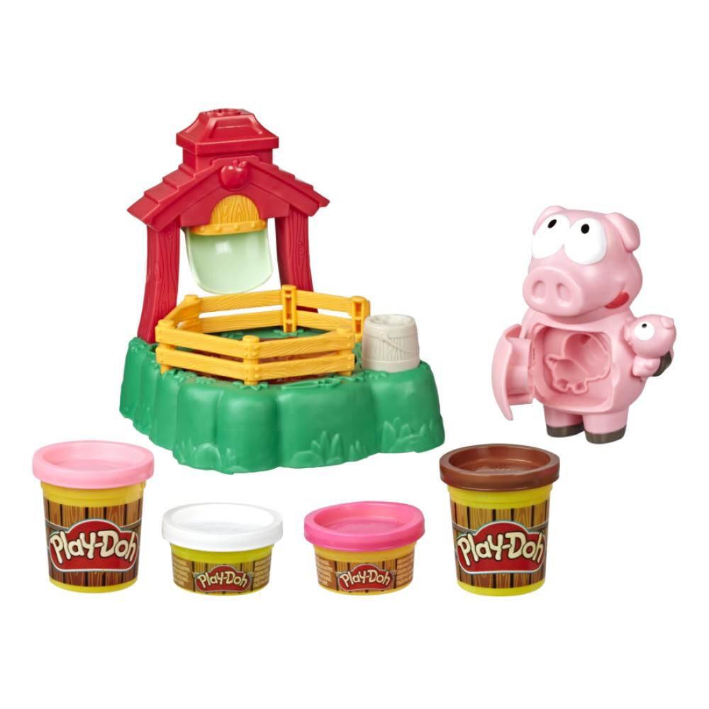 E6723 Play-Doh Animals Pigsley image number 0.0