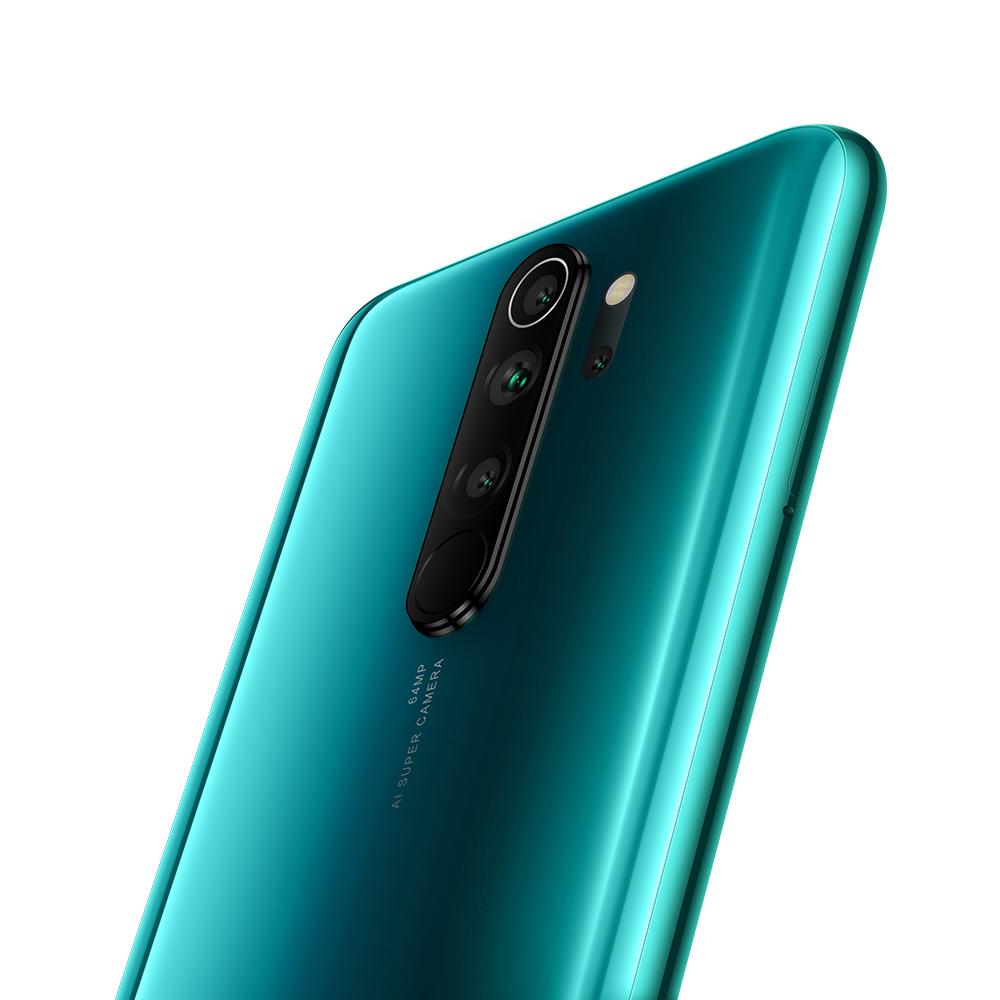 Smartphone Xiaomi Redmi Note 8 Pro Green 128 Gb - Liberado image number 7.0