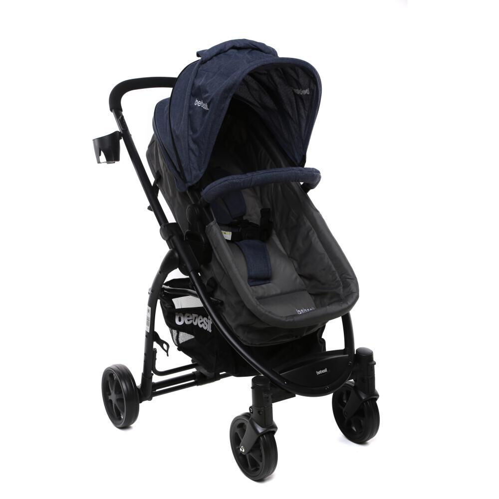 Coche Travel System Bebesit Sys Fenix image number 0.0