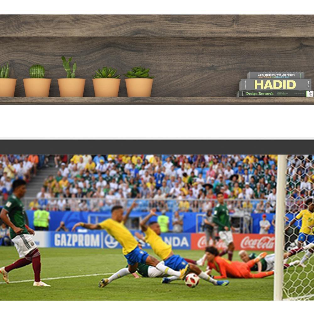 Estante Jdo&desing Messi / 2 Puertas image number 3.0