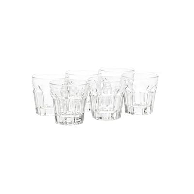 Set De Vasos Shot Fta New York / 6 Piezas