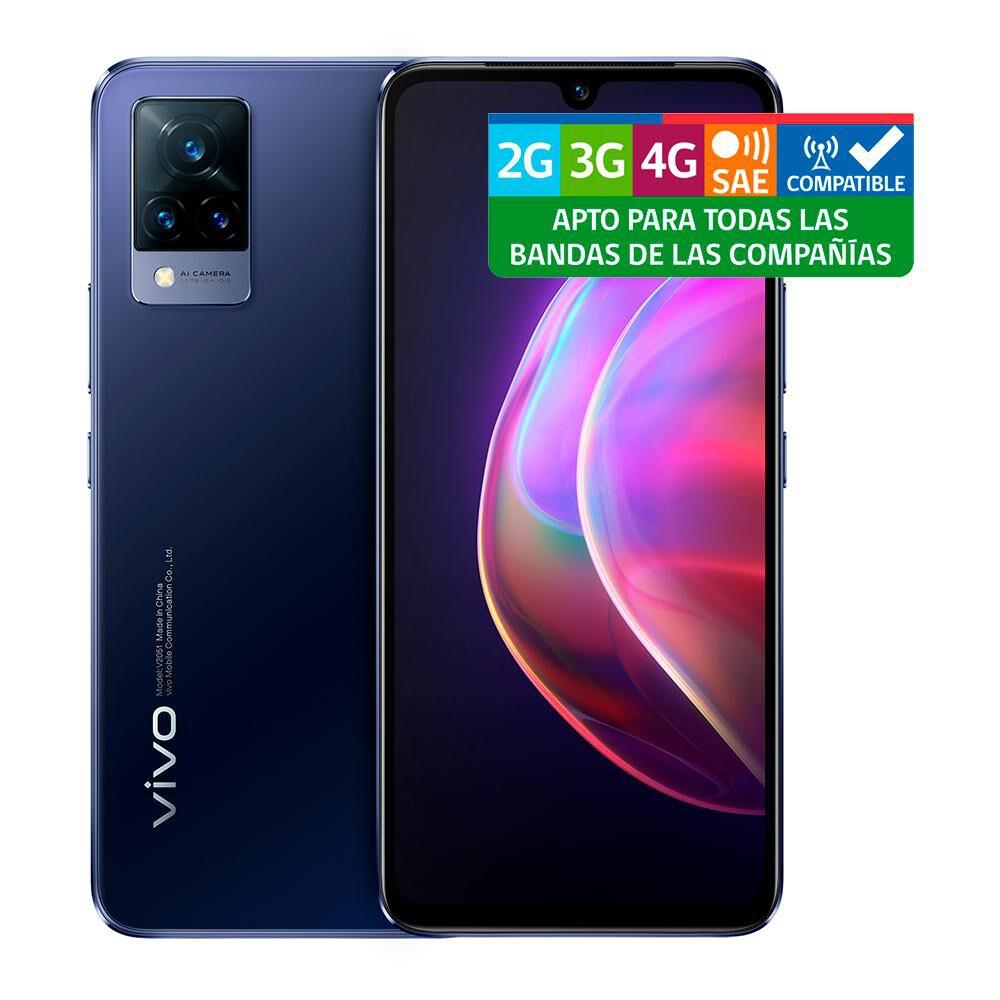 Smartphone Vivo V21 5g Dusk Blue / 128 Gb / Liberado image number 8.0