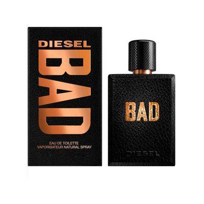 Perfume Hombre Bad Diesel / 100 Ml / Eau De Toilette