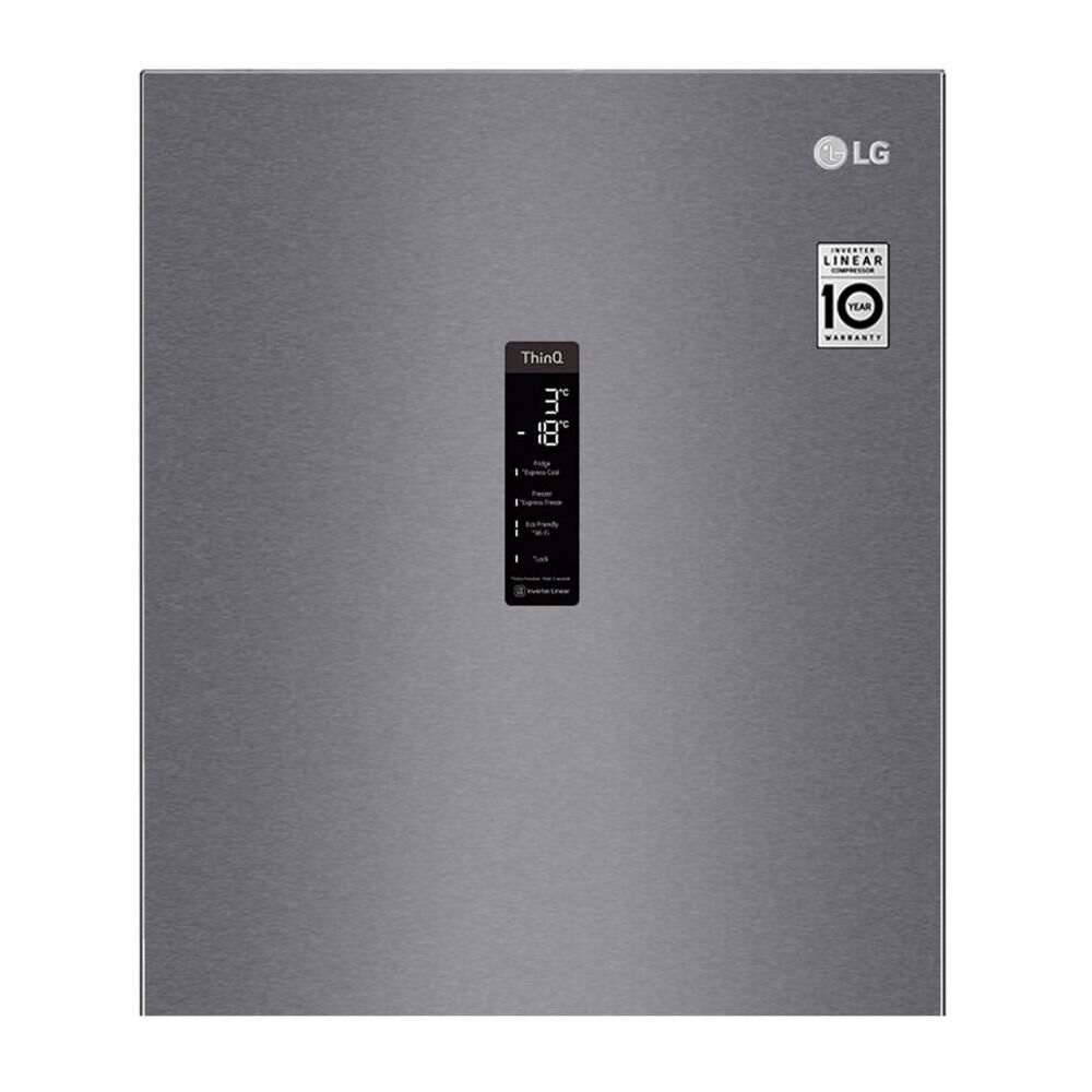 Refrigerador Bottom Freezer LG GB37MPD / No Frost / 341 Litros image number 6.0
