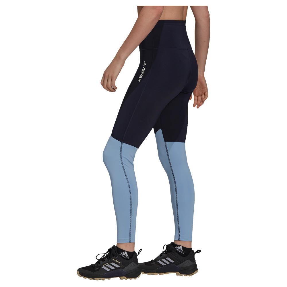 Calza Mujer Adidas W Terrex Multi Tights image number 1.0