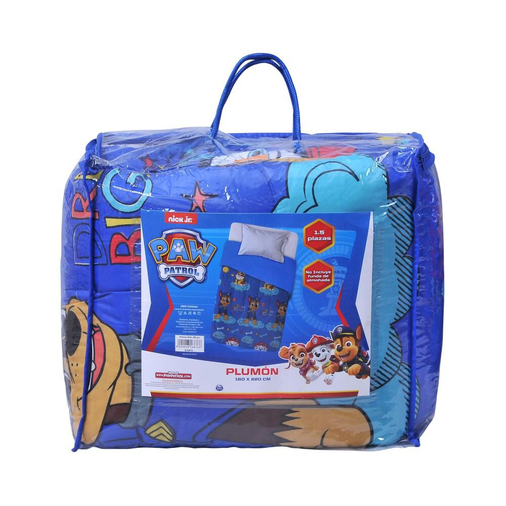 Plumón Paw Patrol / 1.5 Plazas image number 2.0