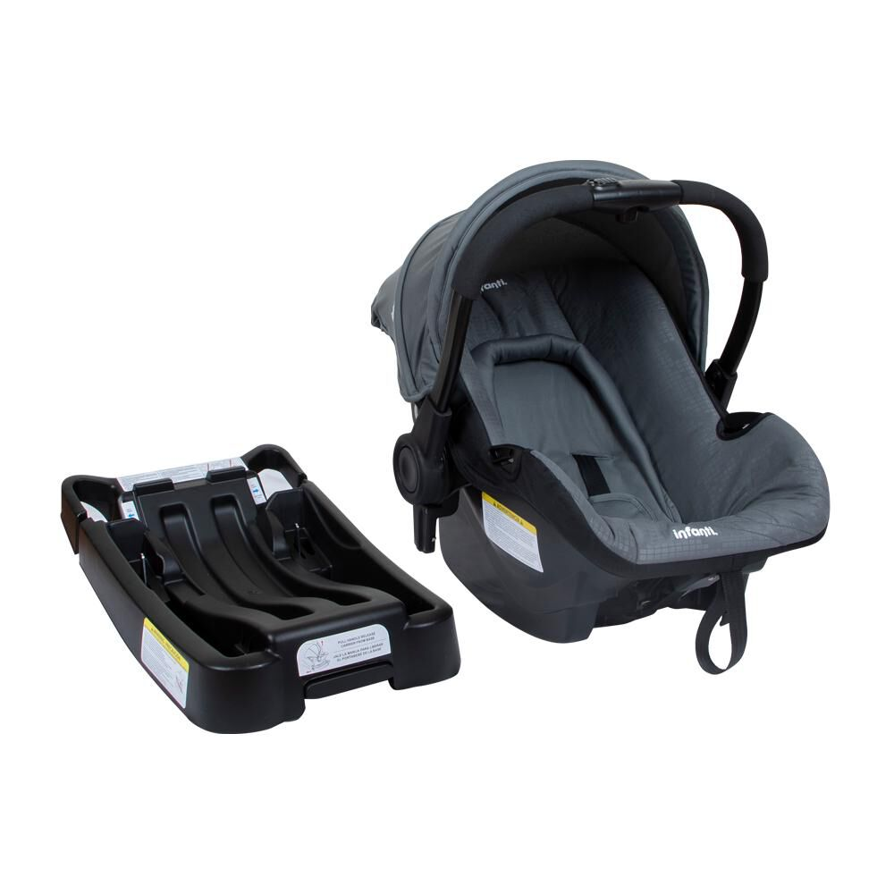 Coche Travel System Infanti I-giro Bright Grey image number 5.0