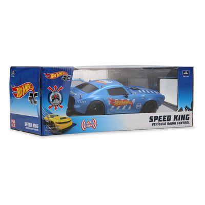 Auto Radiocontrolado Hotwheels 1:18 Speed King