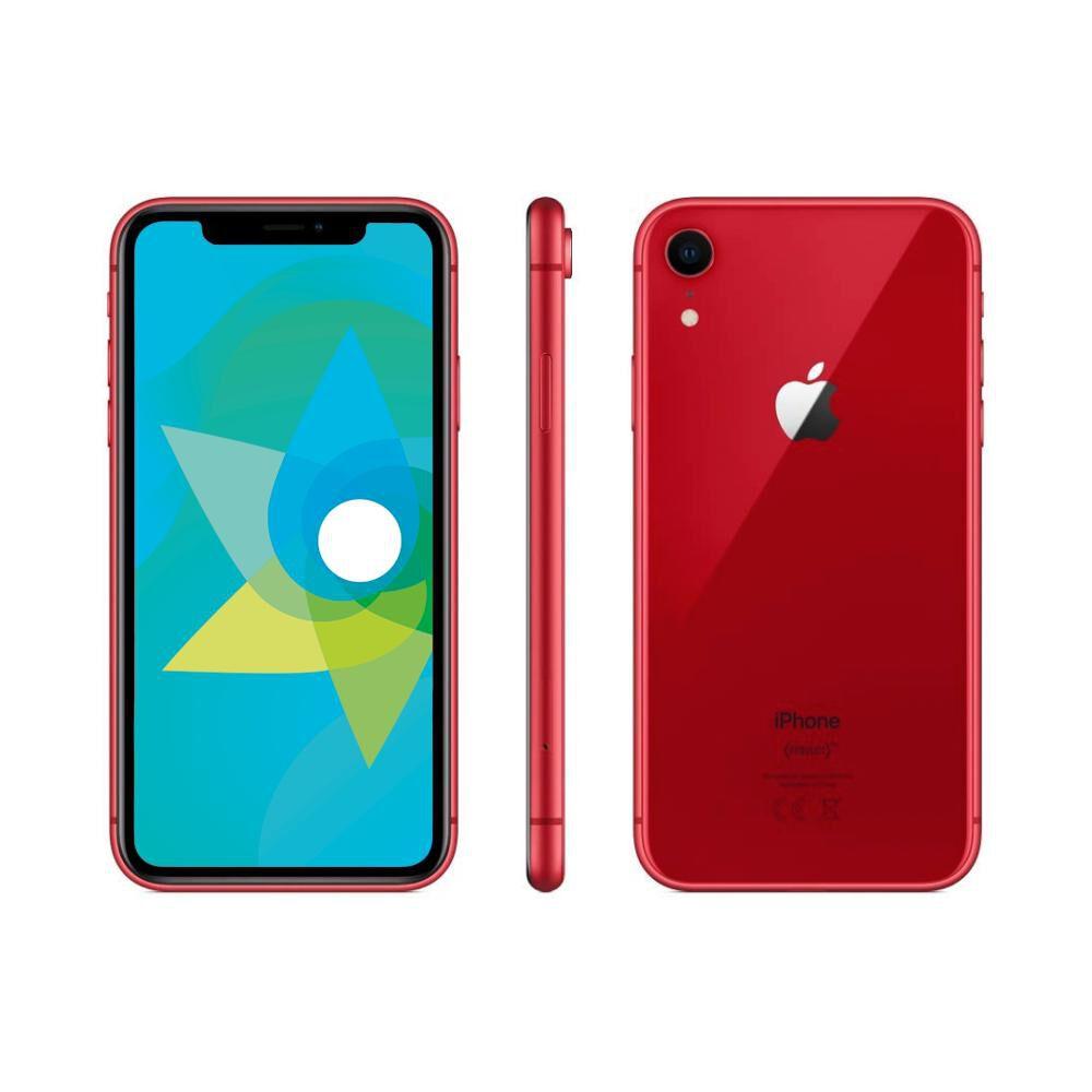 Smartphone Apple Iphone Xr Reacondicionado Rojo / 128 Gb / Liberado image number 0.0