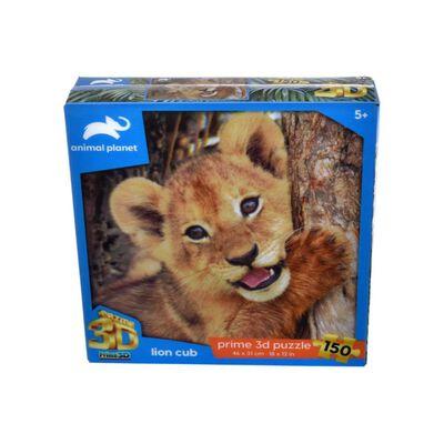 Puzzle Ansaldo Animal