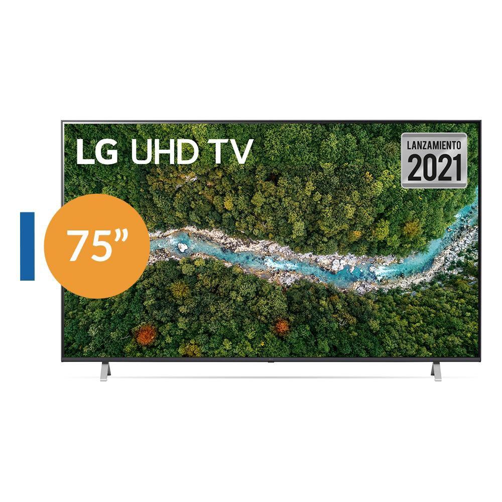 "Led LG 75UP7750PSB / 75 "" / Ultra Hd 4k / Smart Tv image number 0.0"