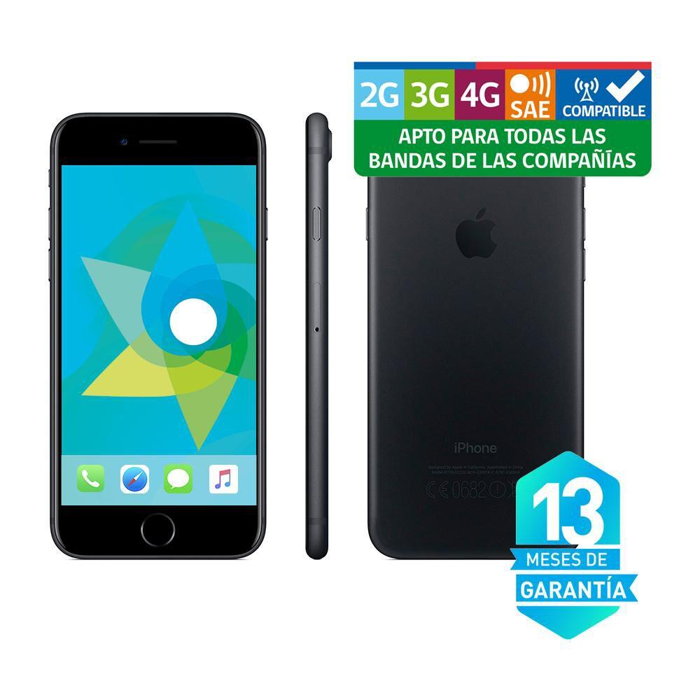 Smartphone Iphone 7 Reacondicionado 128 Gb Black / Liberado image number 3.0