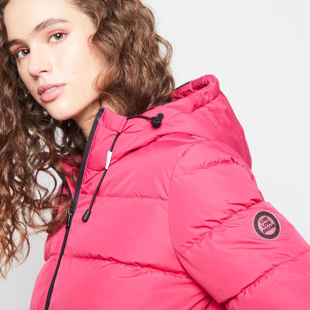 Parka Corta Mujer Freedom image number 3.0