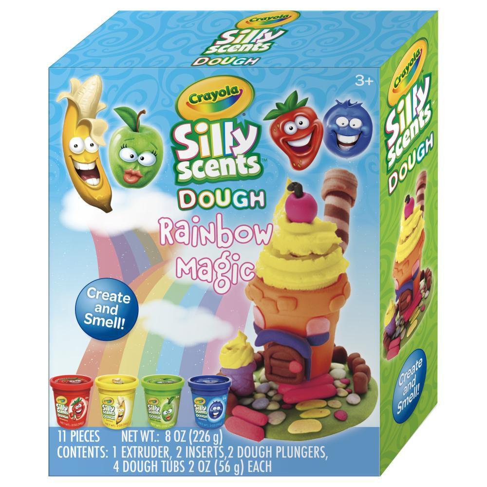 Set Rainbow Magic Crayola image number 1.0