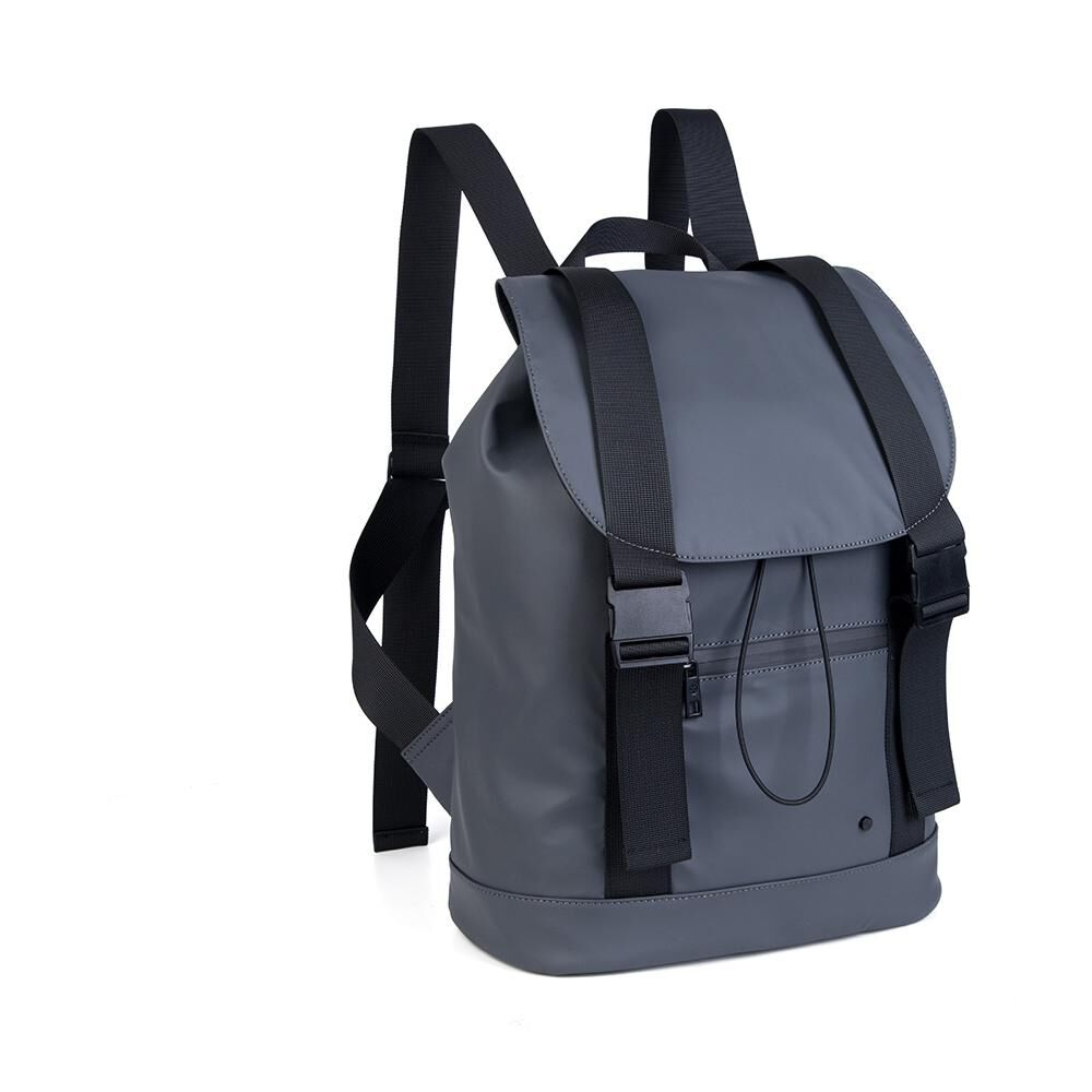 Mochila Mujer Xtreme Mollie Fw21 Gris image number 1.0