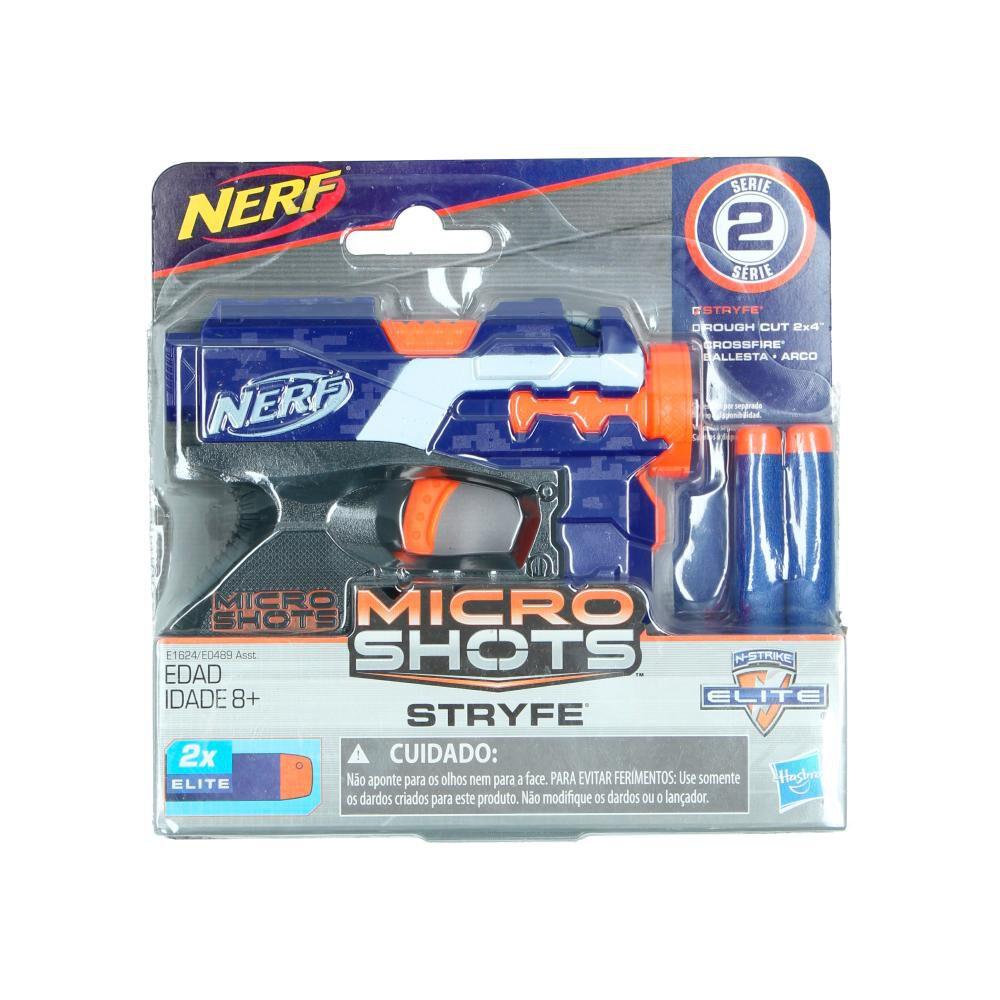 Lanzador De Dardos Nerf Microshots image number 0.0