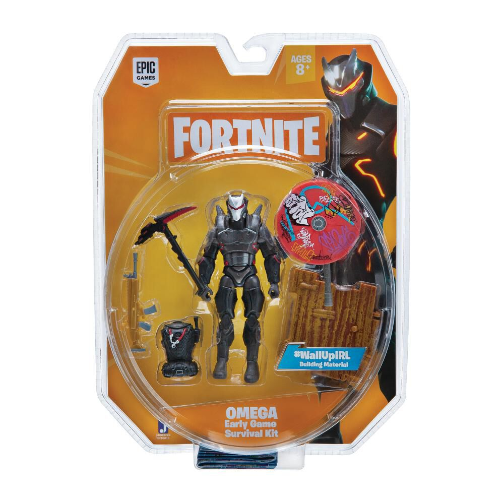 "Figuras De Accion Fortnite Fig 4""C/Acc Y Sombrilla image number 1.0"