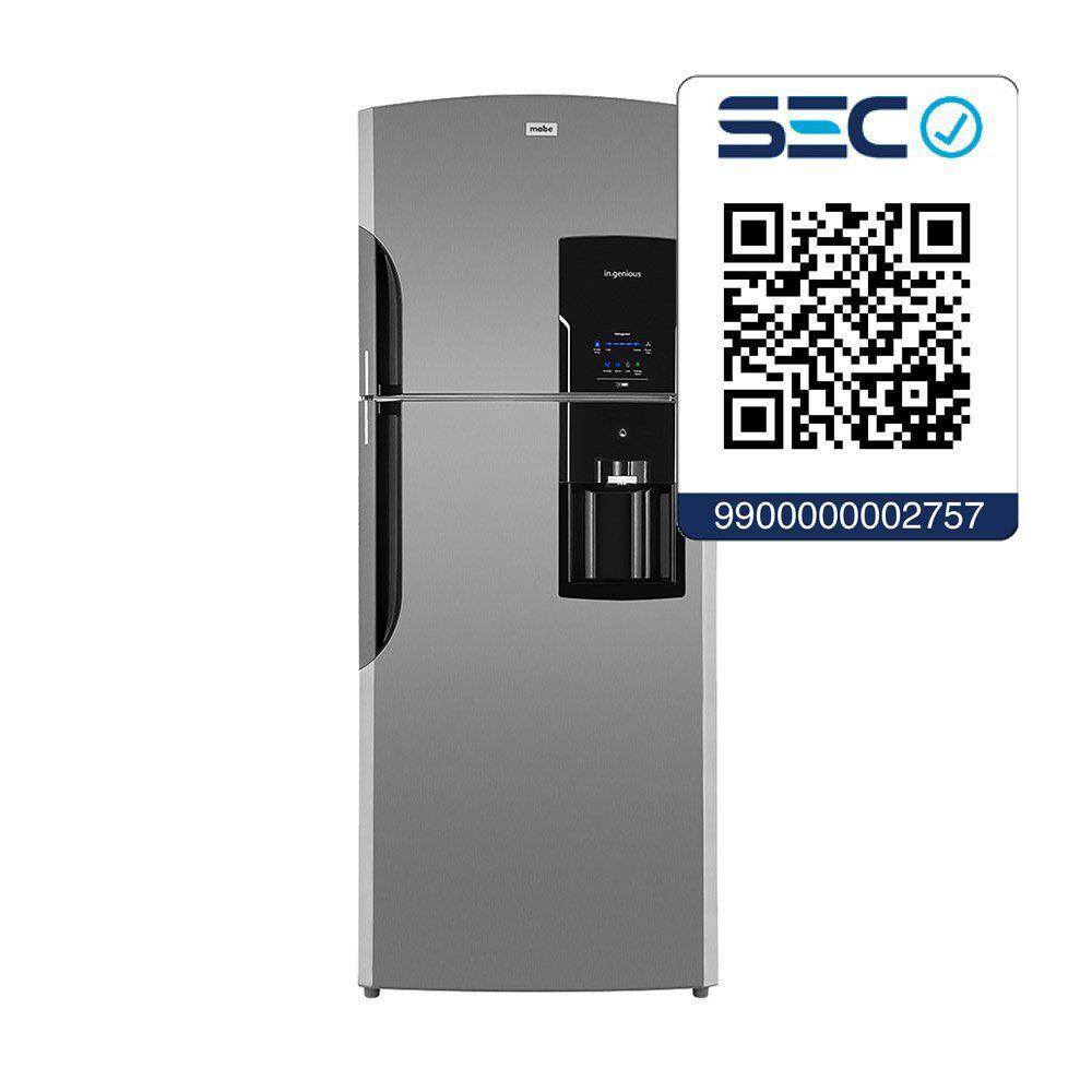 Refrigerador Mabe Rms1951Blcx0 / No Frost / 510 Litros image number 3.0