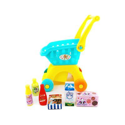 Carro De Supermercado Shopping Cart Play Set