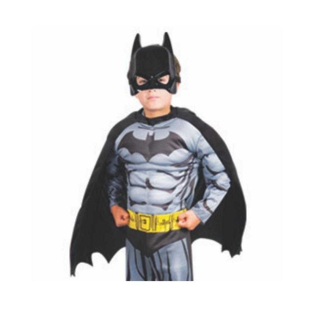 Disfraz Glam Batman Deluxe / Talla 4/6 image number 0.0