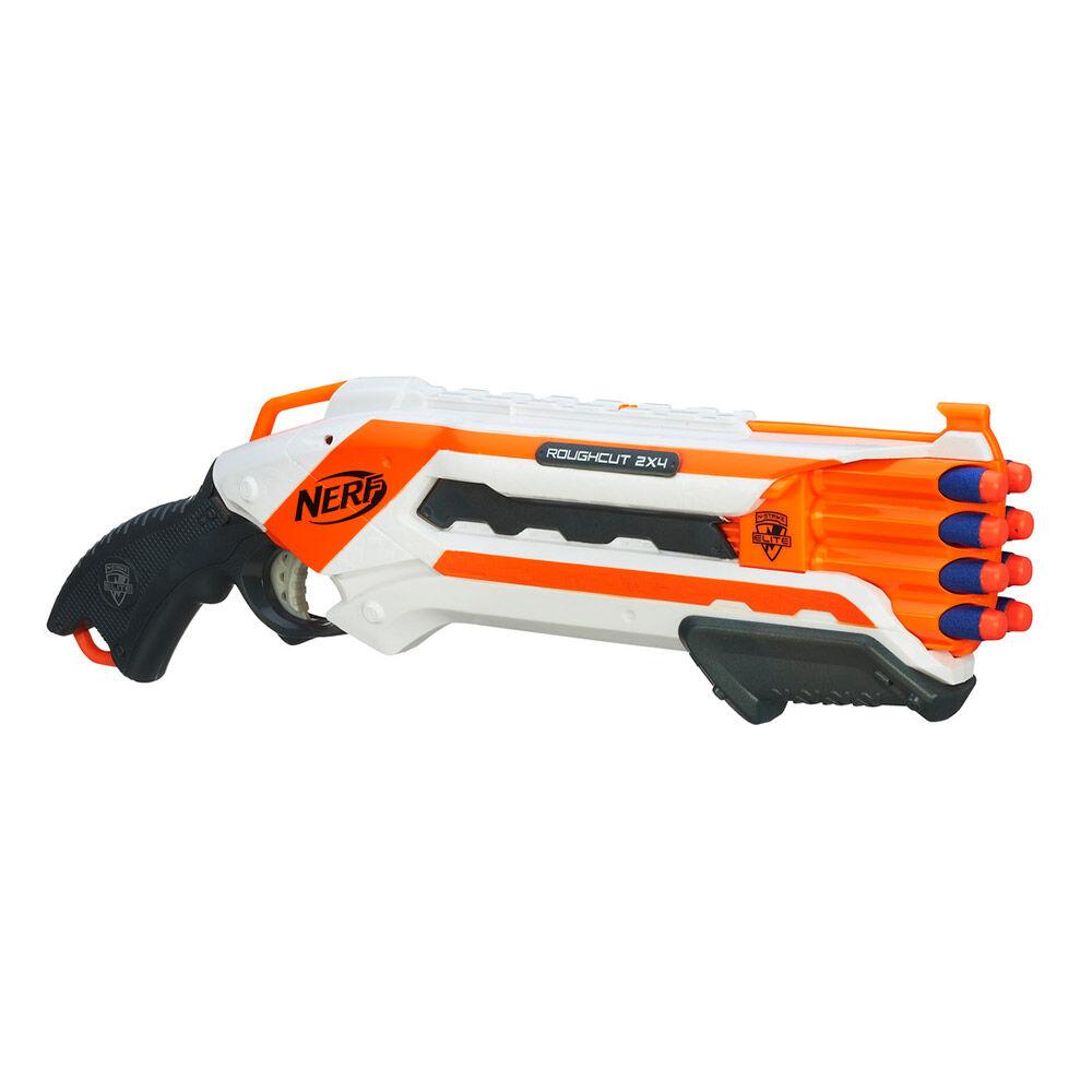 Pistola De Juguete Hasbro Nerf N Strike Elite Rough Cut